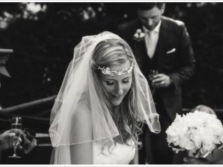 Mitton Hall wedding hair and makeup
