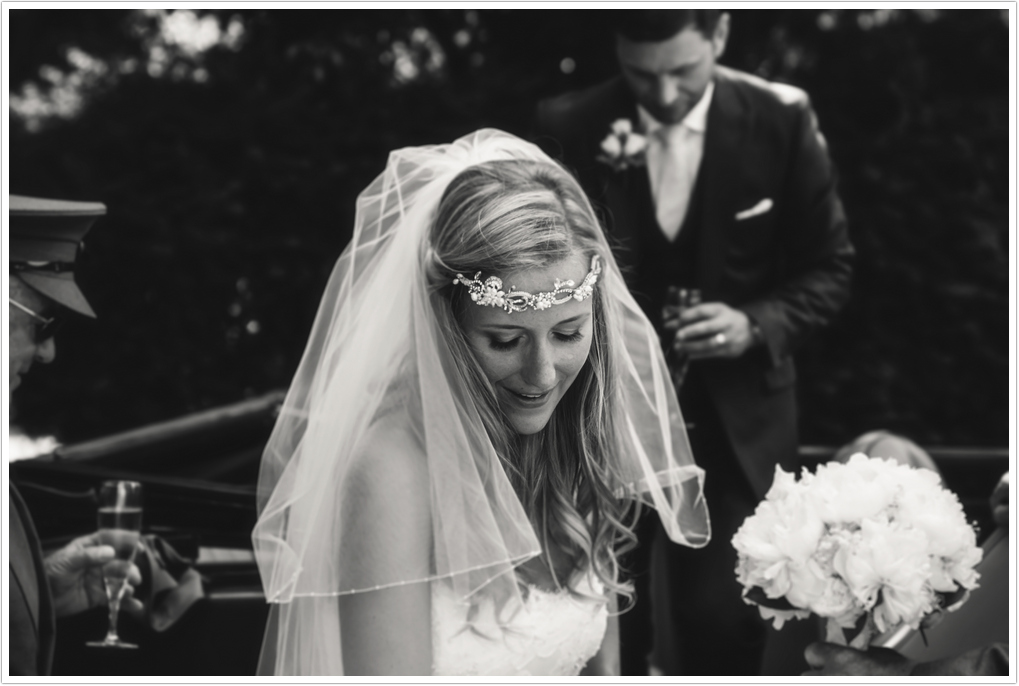 Mitton Hall wedding hair and makeup
