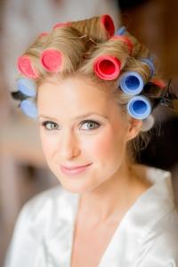 Flawless skin airbrush bridal makeup