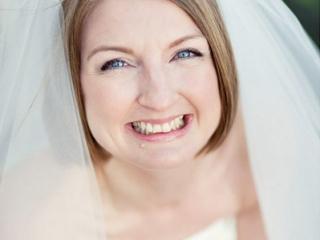Natural barely there bridal makeup