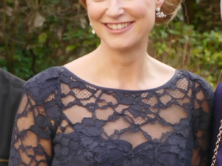 Mature bridal hair and makeup