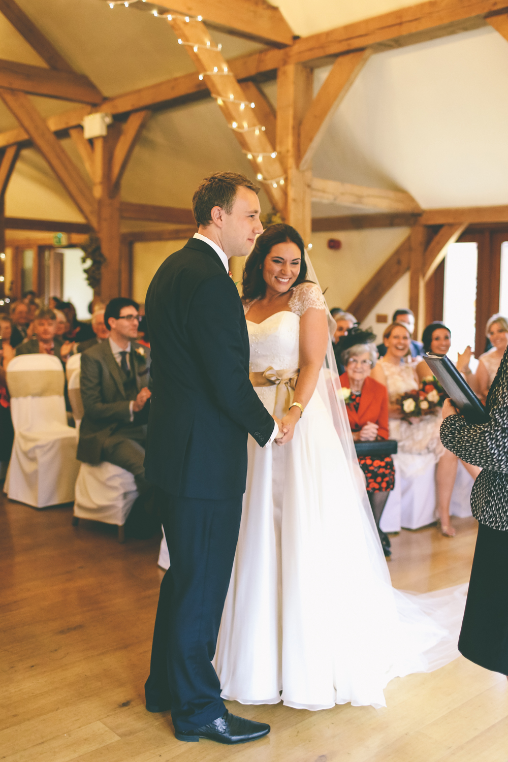 Sandhole Oak Barn wedding hair and makeup