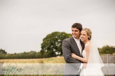 Soft natural bridal hairstyle