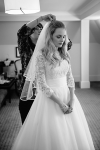 Wedding hair and makeup Rookery Hall Cheshire