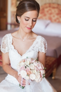 Rose bridal lipstick