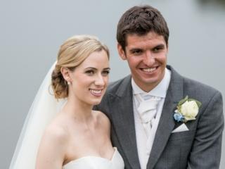 Soft natural bridal hair and makeup