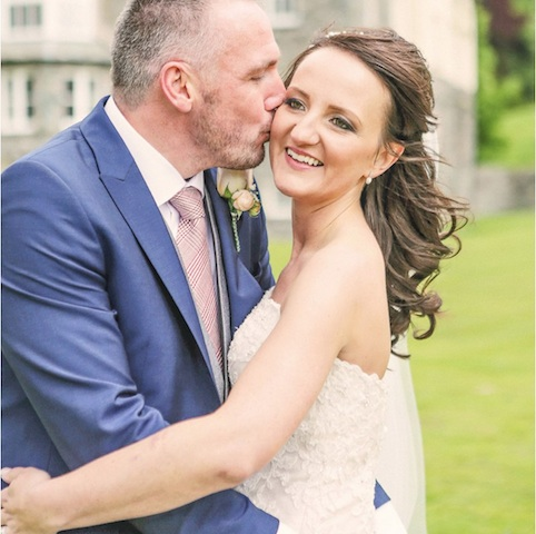 Daffodil Hotel Lake District weding hair and makeup