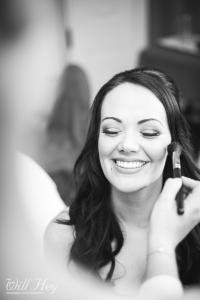 Staham Lodge wedding makeup