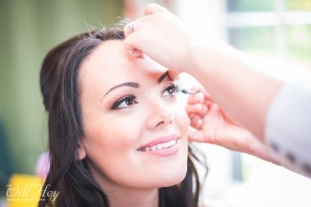Bridal false lashes